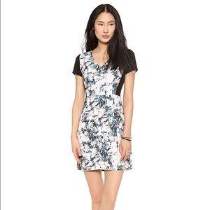 • Club Monaco • Alivia Floral Print Dress 0